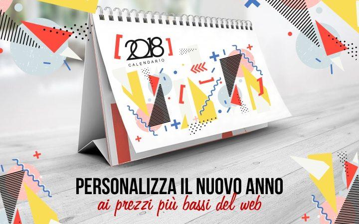 Calendari personalizzati - Pubblicarrello.com