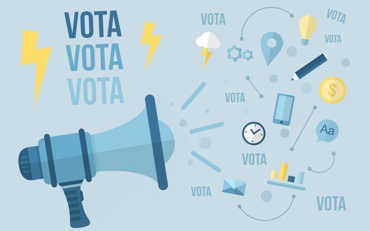 Gadget personalizzati campagna elettorale