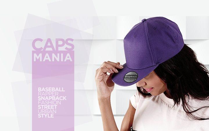 Cappellini baseball rapper snapback personalizzati