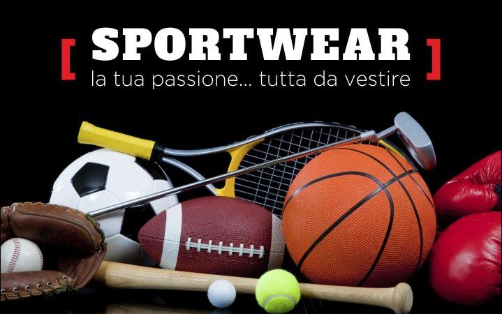 Completi sportivi per squadre personalizzati